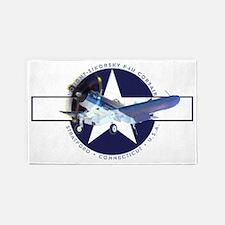 Corsair Pacific Star Dark 3'x5' Area Rug