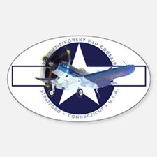 Corsair Pacific Star Dark Decal