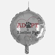 Adopt a Shelter Pet Balloon