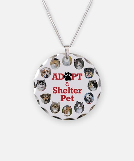 Adopt a Shelter Pet Necklace
