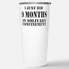 Solitary Confinement Pr Travel Mug