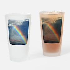 2 Samuel 22-33  Rainbow Drinking Glass