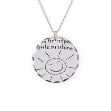 GPAsunshine Necklace Circle Charm