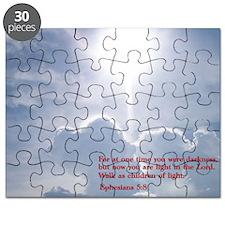 Ephesians 5-8  Clouds Puzzle