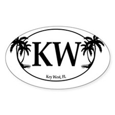 KW Logo Decal