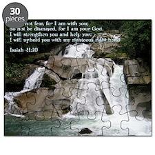 Isaiah 41-10  Waterfall Puzzle