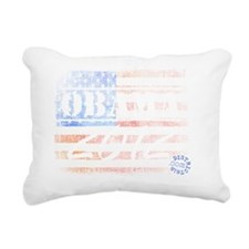 obama_2012 Rectangular Canvas Pillow