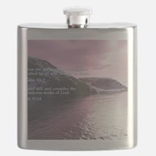 Job 37-14  Sunrise Flask