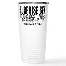 Surprise Sex Travel Mug