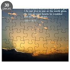 John 14-27  Sunrise Puzzle