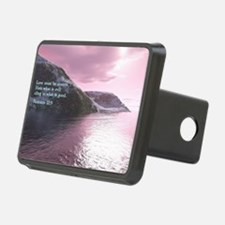 Romans 12-9  Sunrise Hitch Cover