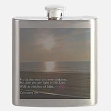 Ephesians 5-8  Sunrise Flask
