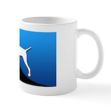 blueblack2 Small Mug