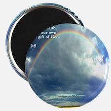 Ephesians 2-8  Rainbow Magnet