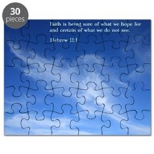 Hebrew 11-1  Clouds Puzzle