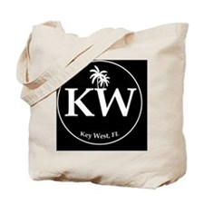KW Logo Circ Tote Bag