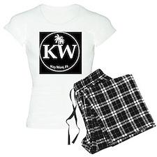 KW Logo Circ Pajamas
