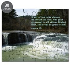 James 1-5  Waterfall Puzzle