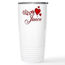 Olive Juice (I Love You) Travel Mug