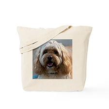 DeeJay Squ Tote Bag