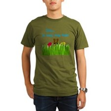 bunny-head-C1-Transp T-Shirt