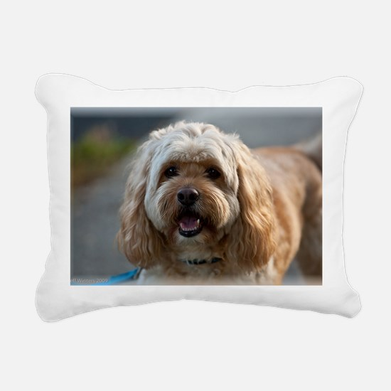 DeeJay Rectangular Canvas Pillow