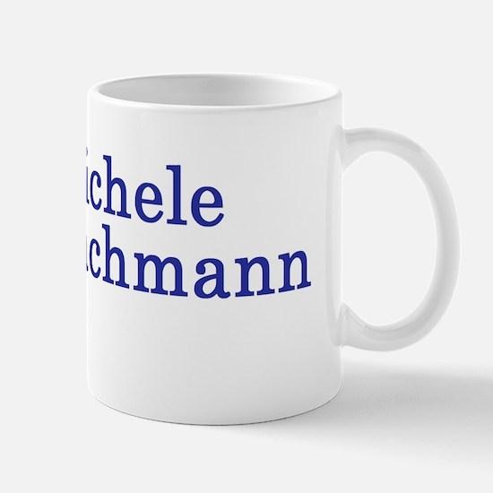 Michele Bachmann I lovebump Mug