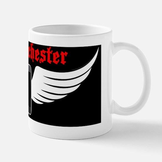AppRochesterGothicBlack Mug