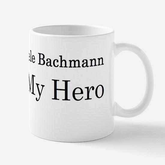 Michele Bachman is my herodbumperwhite Mug
