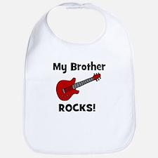 My Brother Rocks! (guitar) Bib