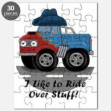 Gravel Slinger Puzzle