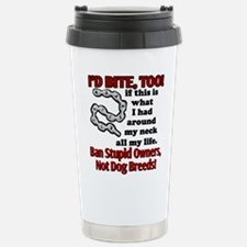 I'd Bite, Too Travel Mug