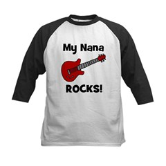 My Nana Rocks! (guitar) Tee