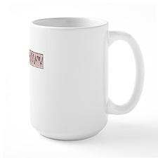 What was it about this rhythm DARK SHIR Mug