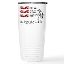 I Get the Bad Rap? Travel Mug