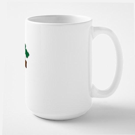 nottobigwhite Large Mug