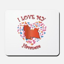 Love Havanese Mousepad