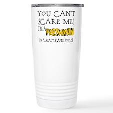 Freshman Scare Travel Coffee Mug