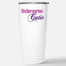 kindergarten cutie.png Stainless Steel Travel Mug