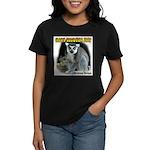 Ring-tailed Lemur Women's Dark T-Shirt