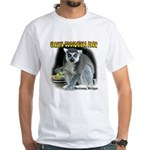 Ring-tailed Lemur White T-Shirt
