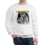 Ring-tailed Lemur Sweatshirt