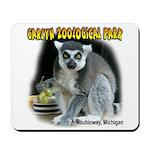 Ring-tailed Lemur Mousepad