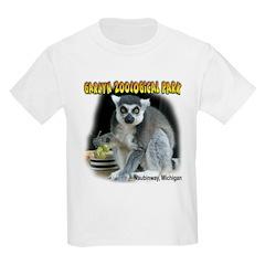 Ring-tailed Lemur Kids T-Shirt