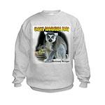 Ring-tailed Lemur Kids Sweatshirt