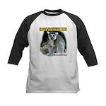 Ring-tailed Lemur Kids Baseball Jersey