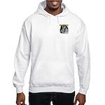Ring-tailed Lemur Hooded Sweatshirt
