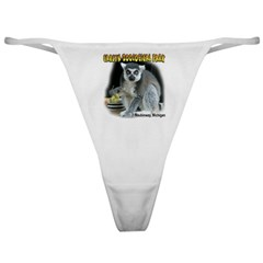 Ring-tailed Lemur Classic Thong