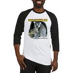 Ring-tailed Lemur Baseball Jersey