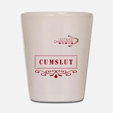 CUMSLUT Shot Glass